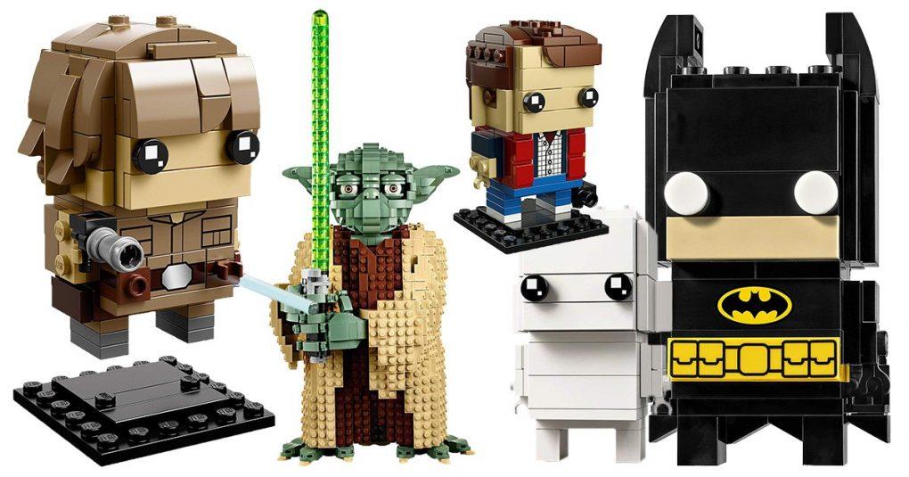 LEGO Brickheadz-Bausätze