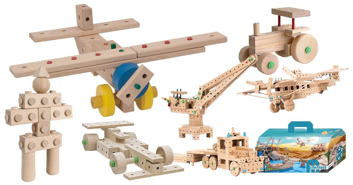 Matador Holzspielsachen