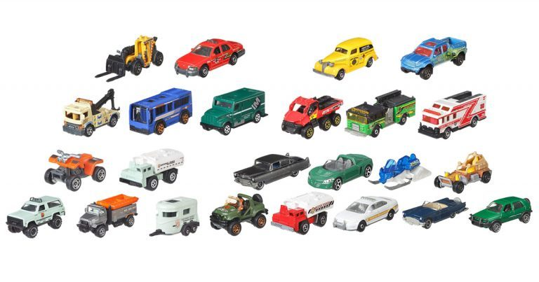 Matchbox Autos