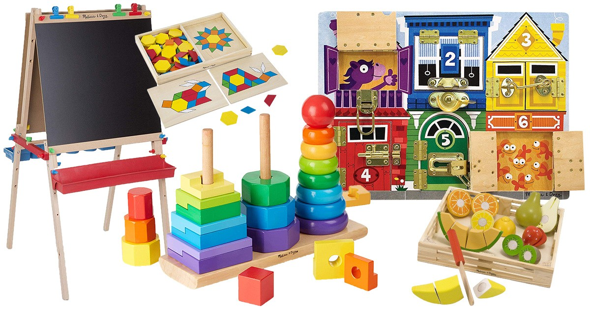 Melissa & Doug Spielsachen