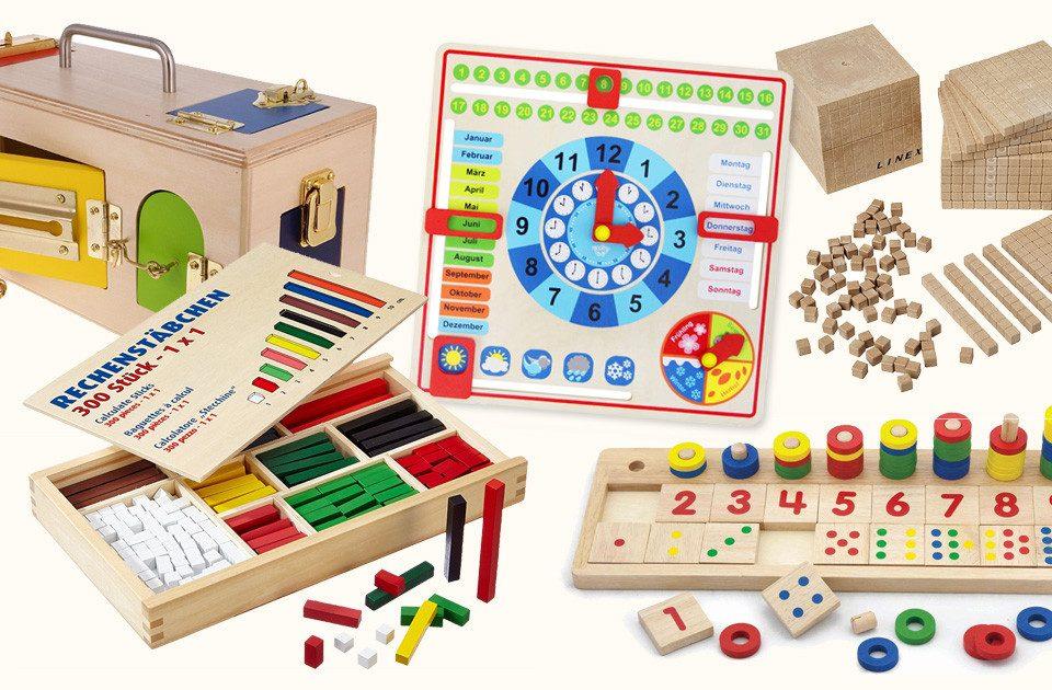 Die besten Montessori-Materialien [Bestseller]
