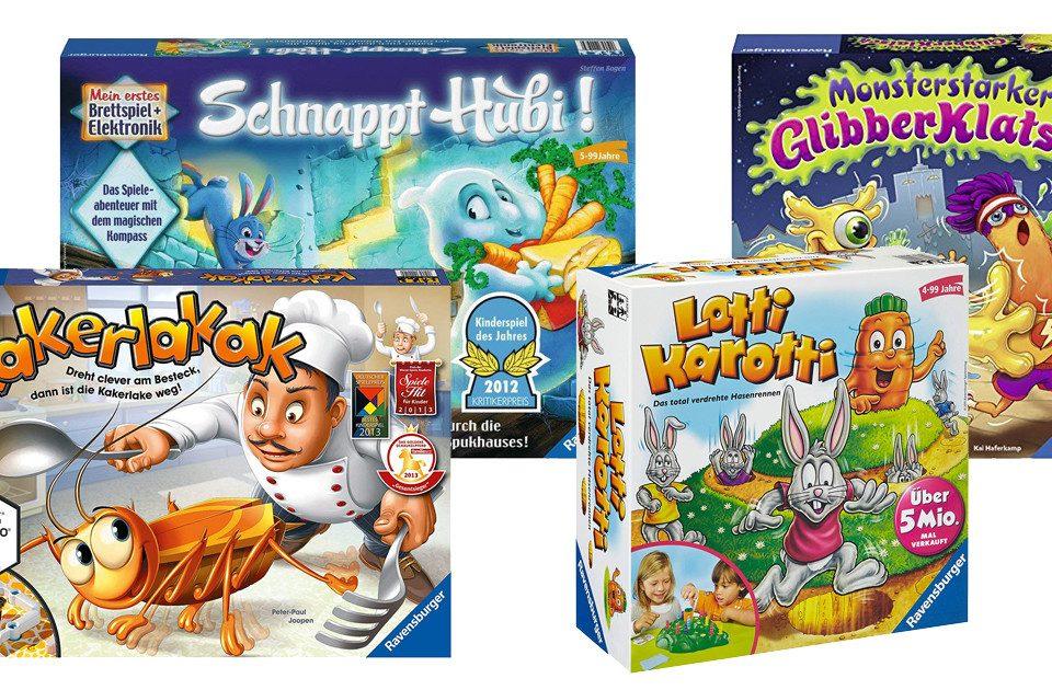Ravensburger Spiele und Puzzles