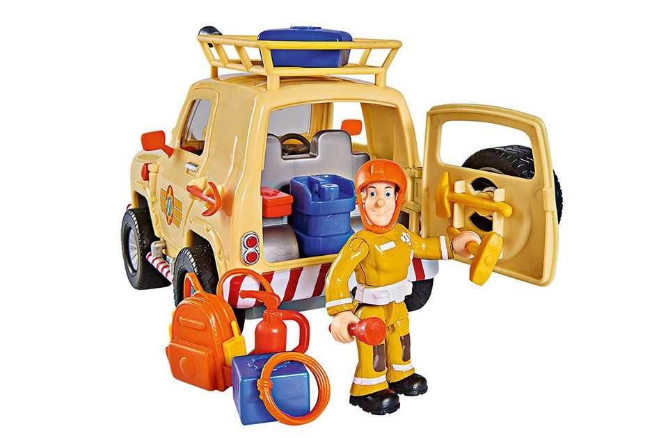 Simba Feuerwehrmann Sam
