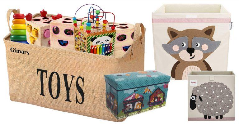 Spielzeugkisten zur Aufbewahrung