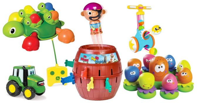 TOMY Spielzeug