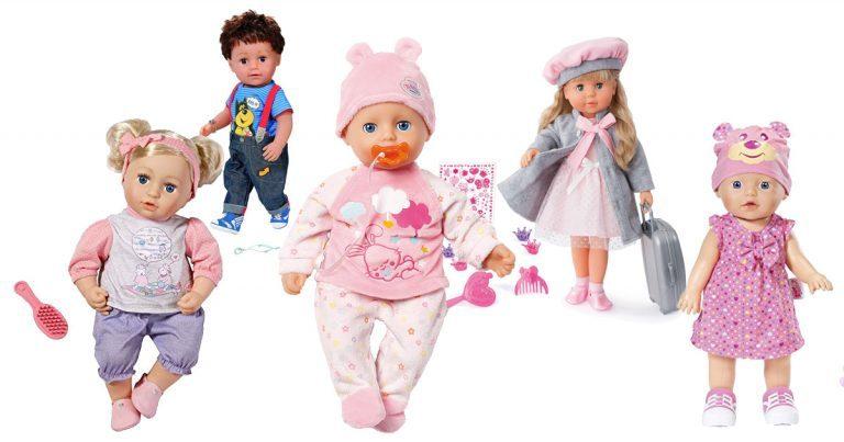 Zapf-Puppen