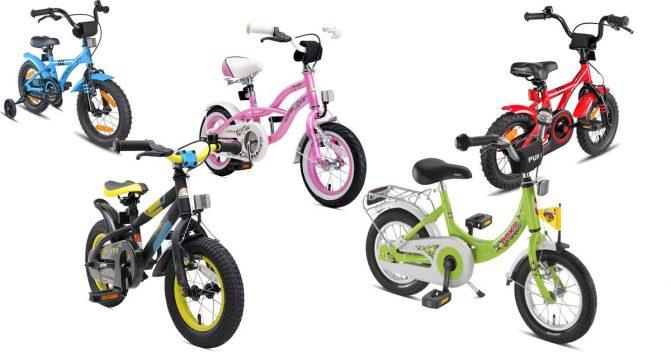 12 Zoll Fahrrad für Kinder