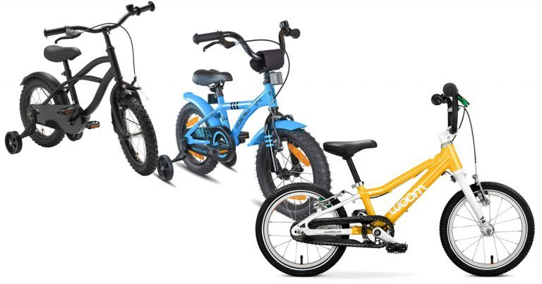 14 Zoll Fahrrad für Kinder