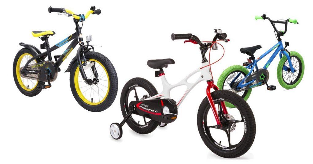 Die besten Kinderfahrräder mit 16 Zoll Reifengröße | Dad's Life