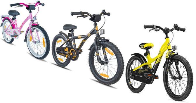 18 Zoll Fahrrad für Kinder
