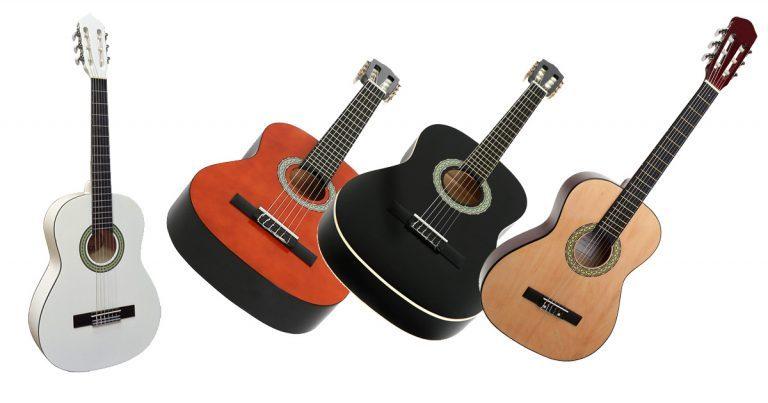 3/4 Gitarren für Kinder
