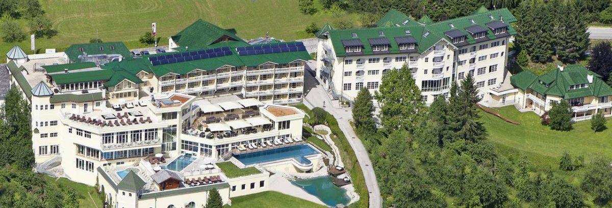 Die 7 besten Familienhotels in Österreich