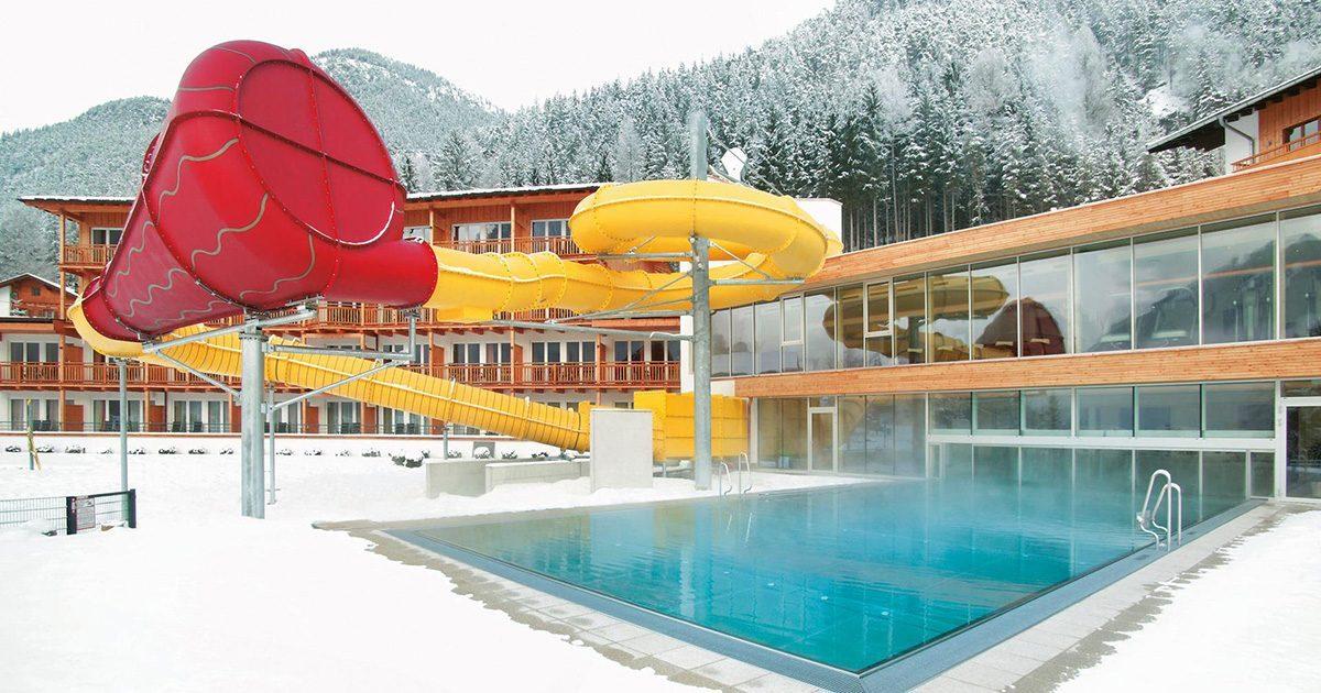 Kinderhotel Buchau Familienhotel Österreich