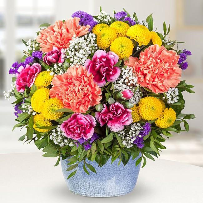 Blumenstrauß Lieber Gruß