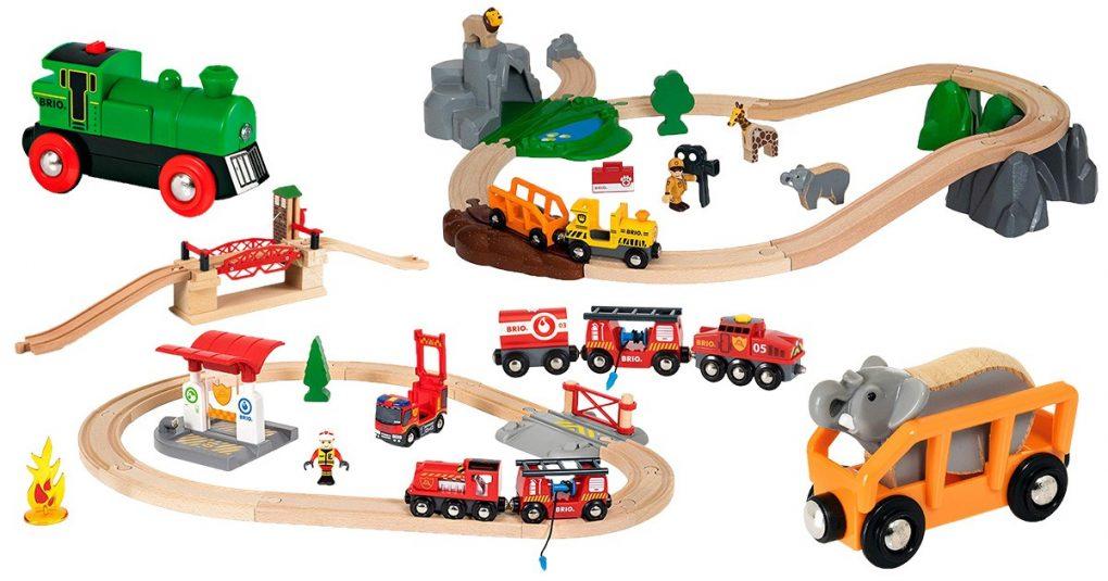 BRIO Eisenbahnen