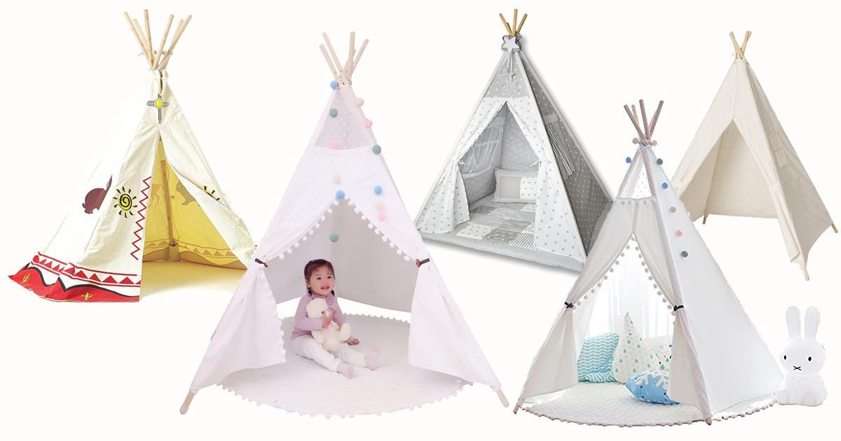 Die besten Tipi-Zelte für Kinder | Dad\'s Life