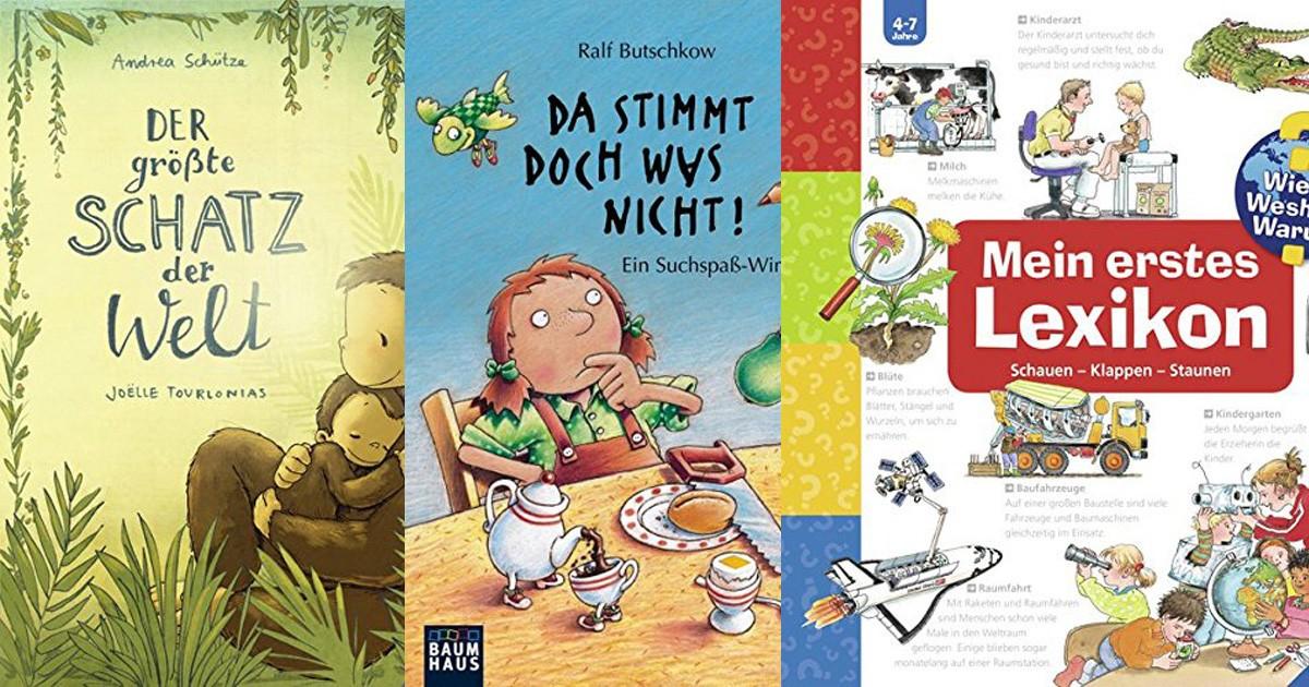 Kinderbücher ab 4 Jahre