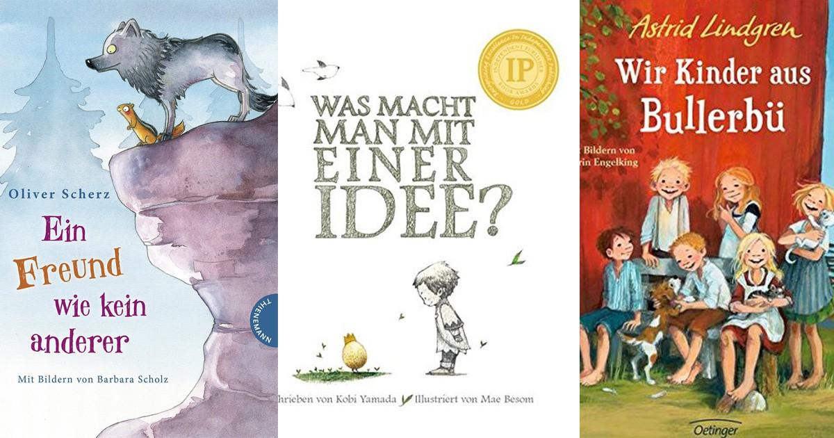 Kinderbücher ab 6 Jahre