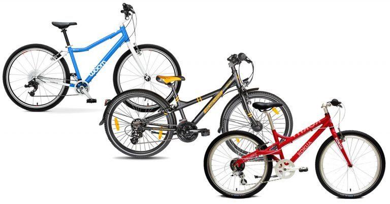 24 Zoll Fahrräder für Kinder