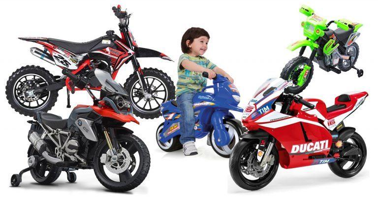 Kindermotorrad
