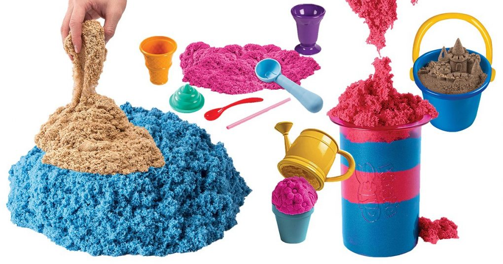 Kinetic Sand-Sets