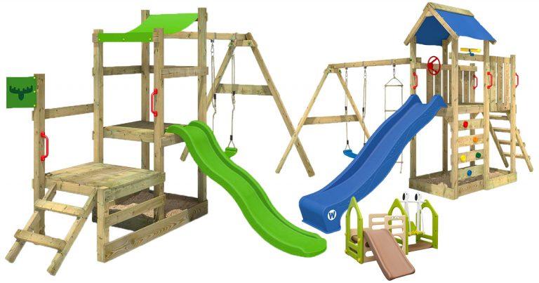 Klettertürme für Kinder