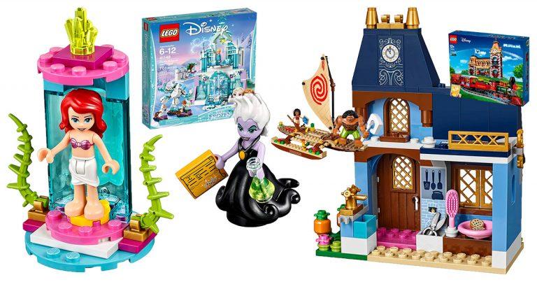 LEGO Disney-Spielsachen