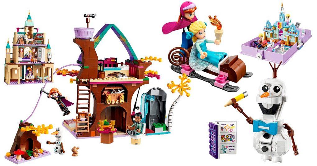 LEGO Eiskönigin-Spielsachen