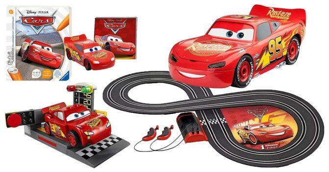 Spielsachen von Lightning McQueen