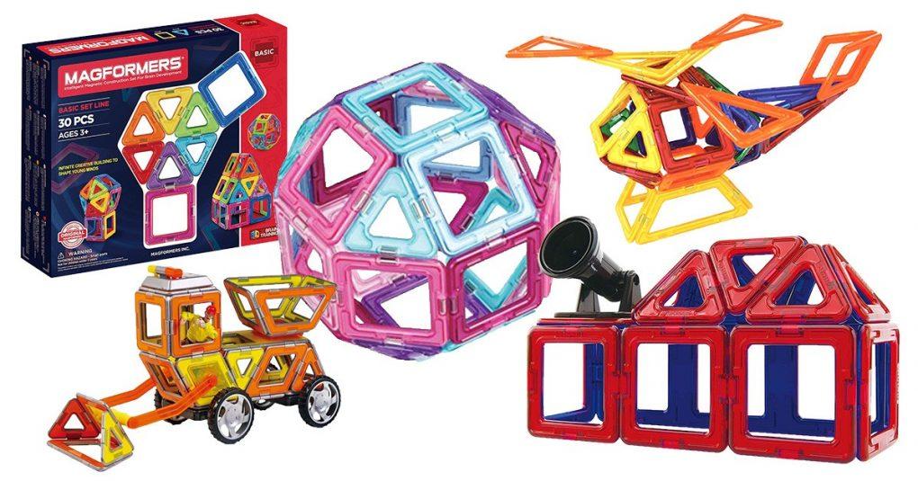 Magformers-Sets für Kinder