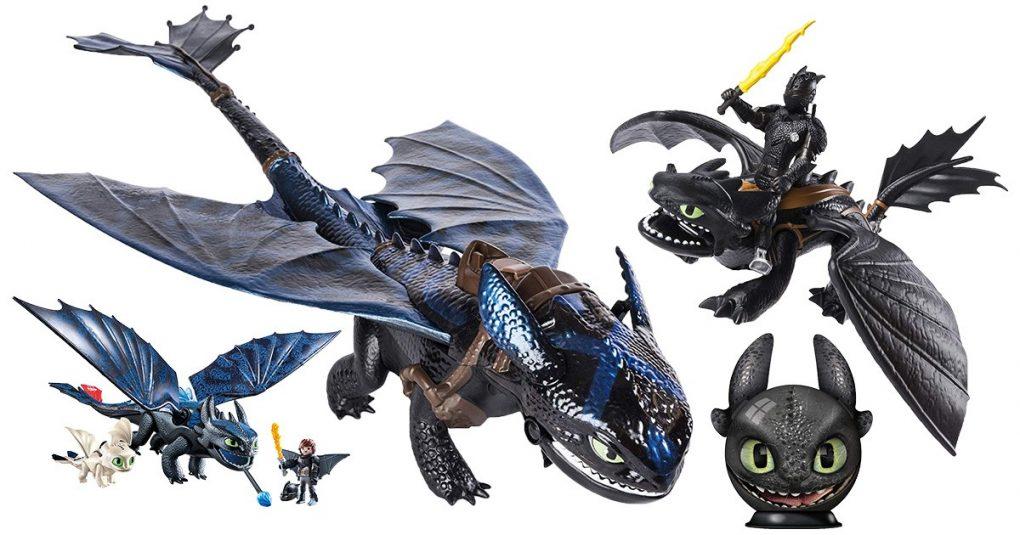 Drachenspielzeug von Ohnezahn