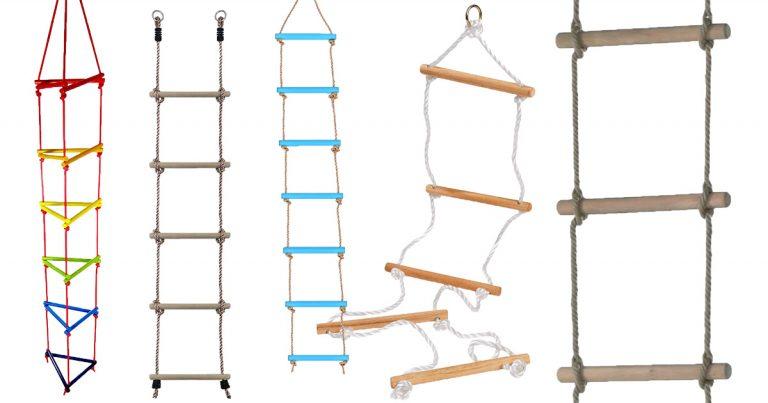 Strickleitern für Kinder