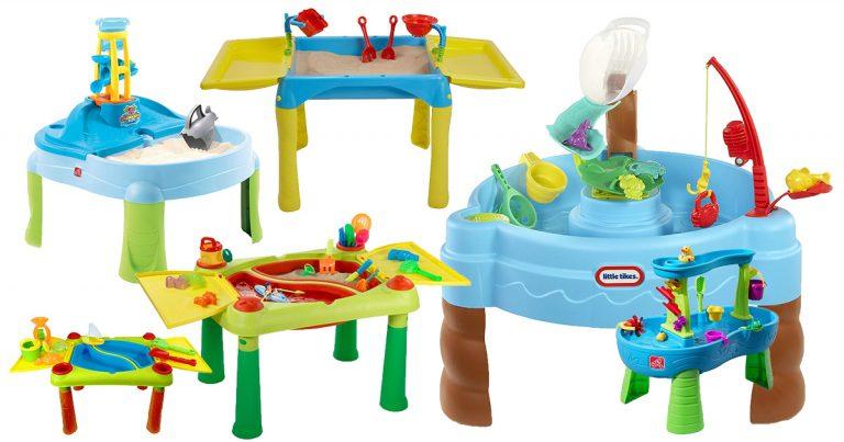 Wasserspieltische für Kinder