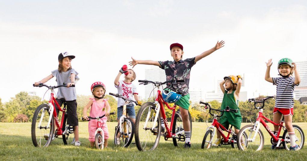 woom bikes Kinderfahrrad