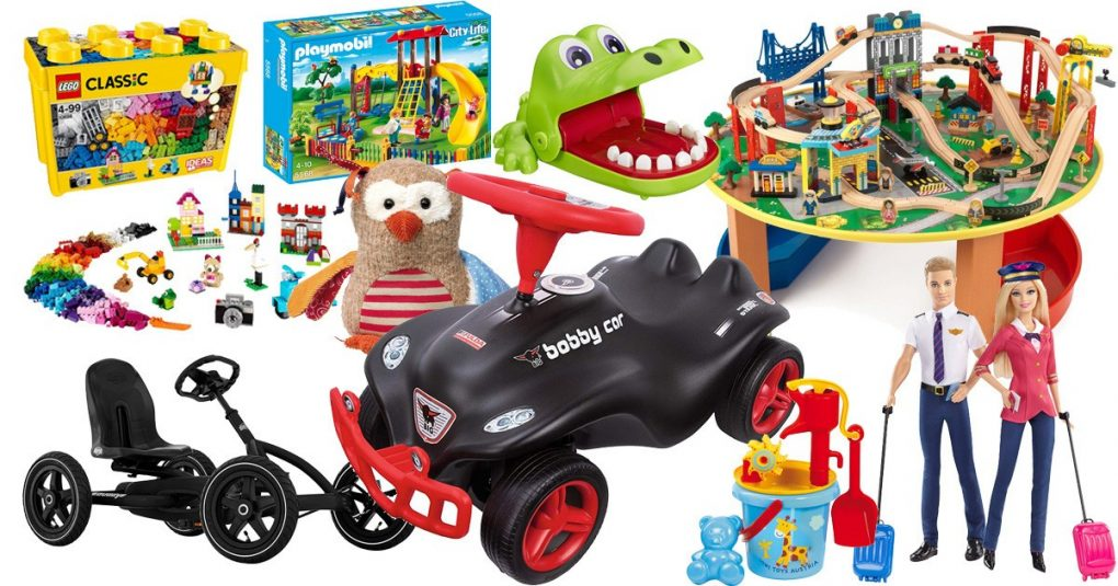 Die beliebtesten Spielzeug-Marken