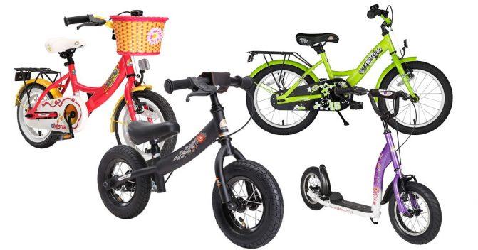 Bikestar Kinderräder