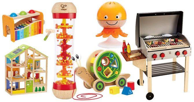 Holzspielzeug von Hape