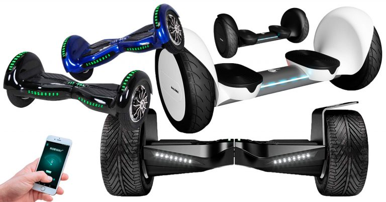 10 Zoll-Hoverboards