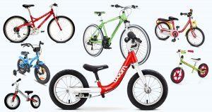 Laufräder & Kinderfahrräder