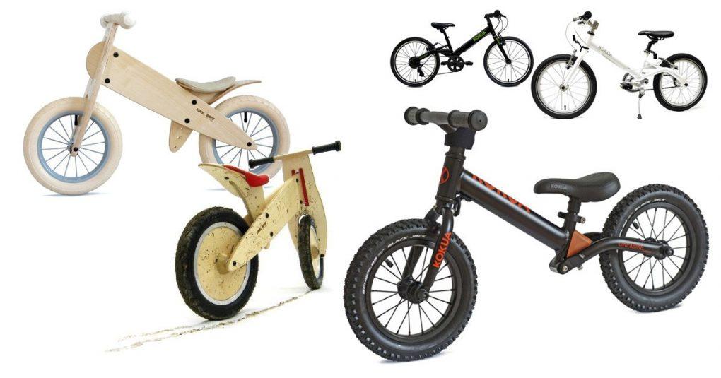 Die 5 besten Kinderfahrräder von KOKUA [Ratgeber] | Dad's Life