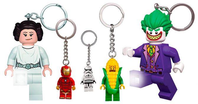 LEGO-Schlüsselanhänger