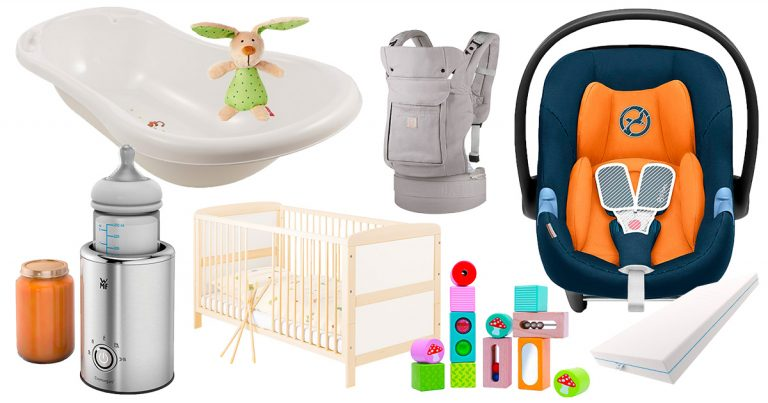 Online-Shops für Babybedarf