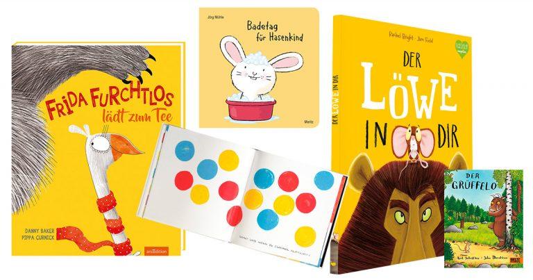 Online-Shops für Kinderbücher