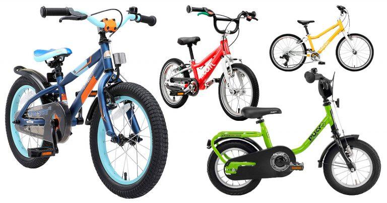 Online-Shops für Kinderfahrräder