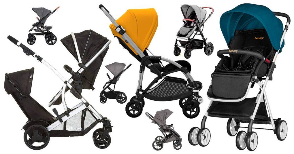 Online-Shops für Kinderwägen & Buggys