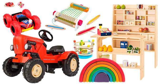 Online-Shops für Spielzeug