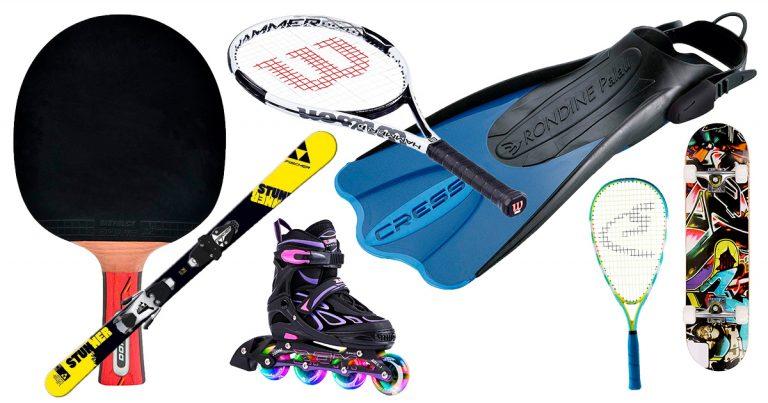 Online-Shops für Sportartikel