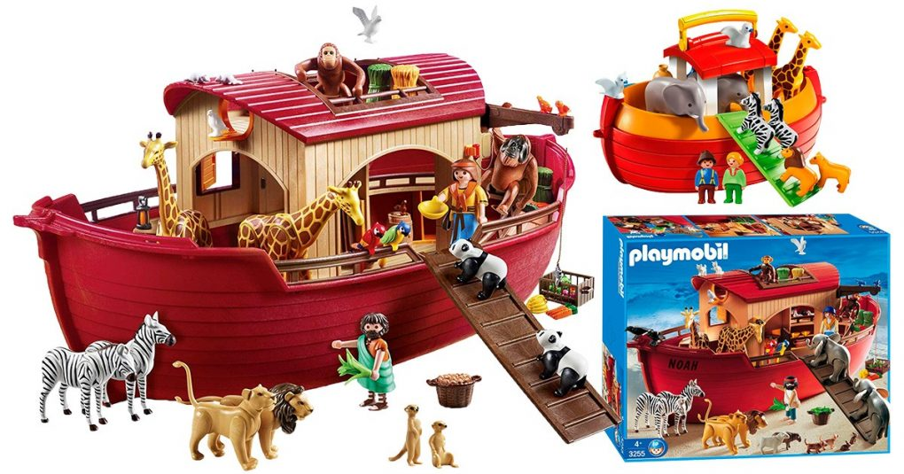 Playmobil Arche Noah-Sets