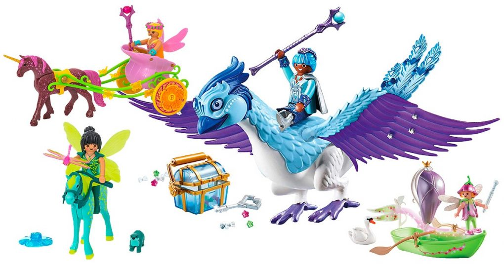 Playmobil Feen-Sets