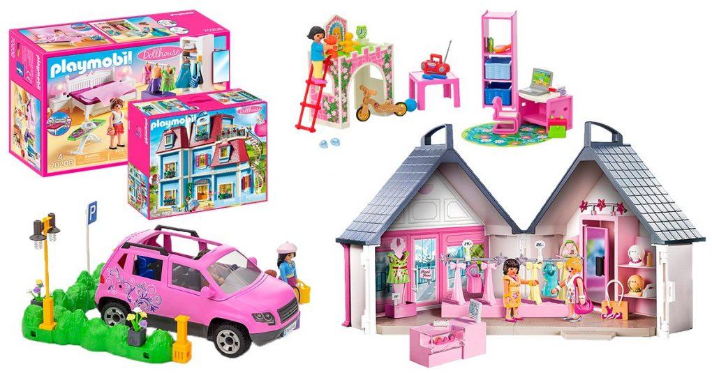 Playmobil Mädchen-Sets